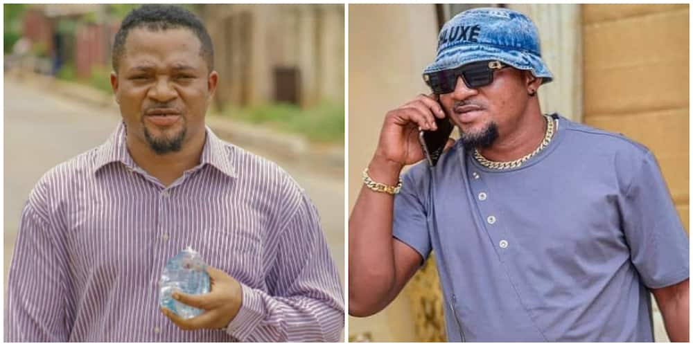 Actor Walter Anger: Time Dey Come When the Poor will Feed from the Rich