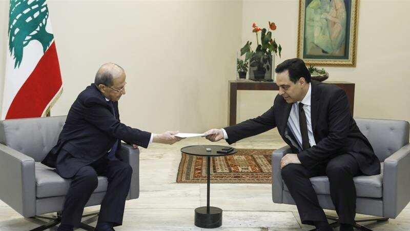 Fashewar abubuwa a Buirut: Shugaban kasa Lebanon da mukarrabansa sun yi murabus