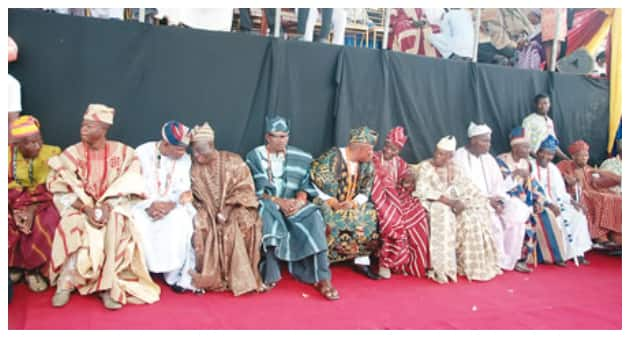 You're at risk of going to jail - Oyo ex-AGF warns sacked Obas in Ibadan