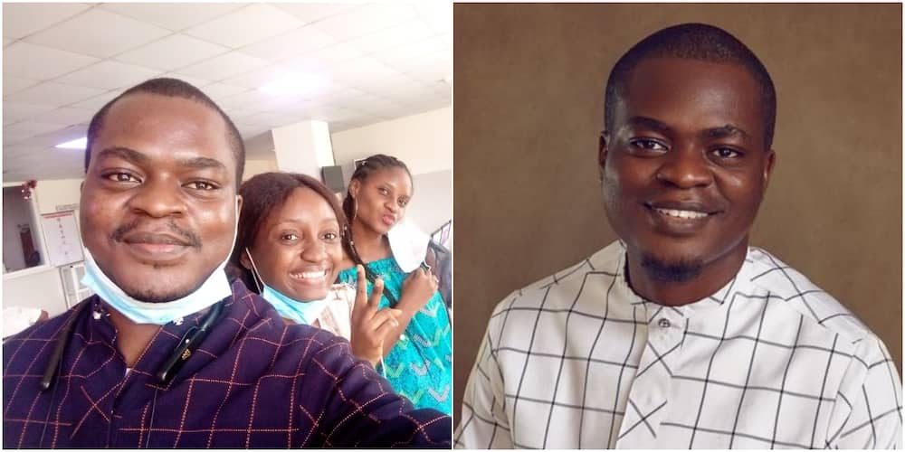 Nigerian Man Narrates How He Got Free Flight to Germany as OAU Student; Inspires Many with His Zeal