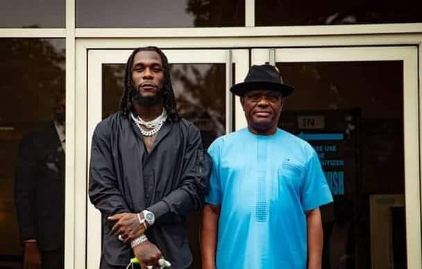 Burna Boy's Concert: Nigerians Attack Wike after Promising to Give Musicians Millions despite Owing Salaries