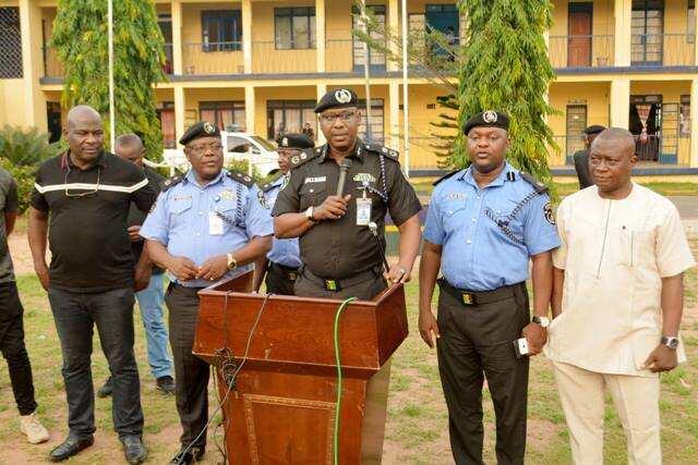 Revealed: Nigerian Police Name Suspected Top Financier of IPOB/ESN