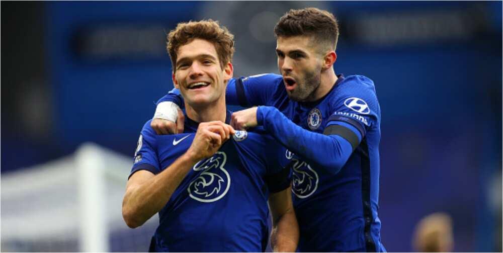 Chelsea vs Burnley: Azpilicueta, Alonso score as Blues win 2-0