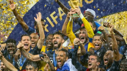 Why the World Cup trophy is collected from winners 24 hours after celebrations