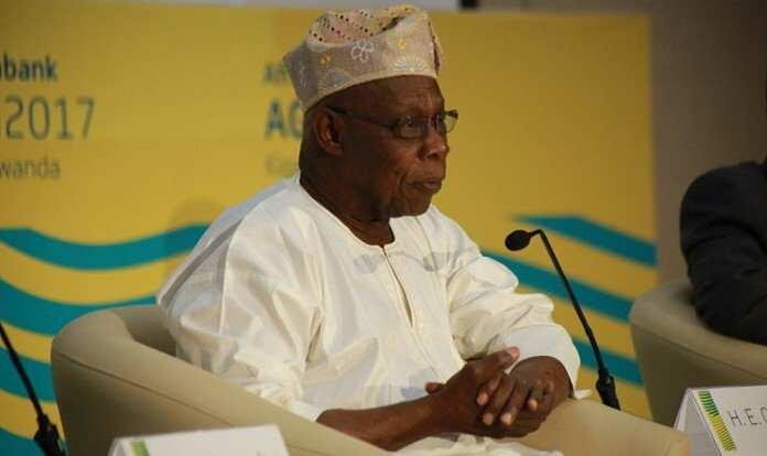 Tsohon Shugaban Kasa; Olusegun Obasanjo