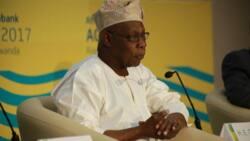 Obasanjo intervenes as political crisis threatens Zimbabwe's economy