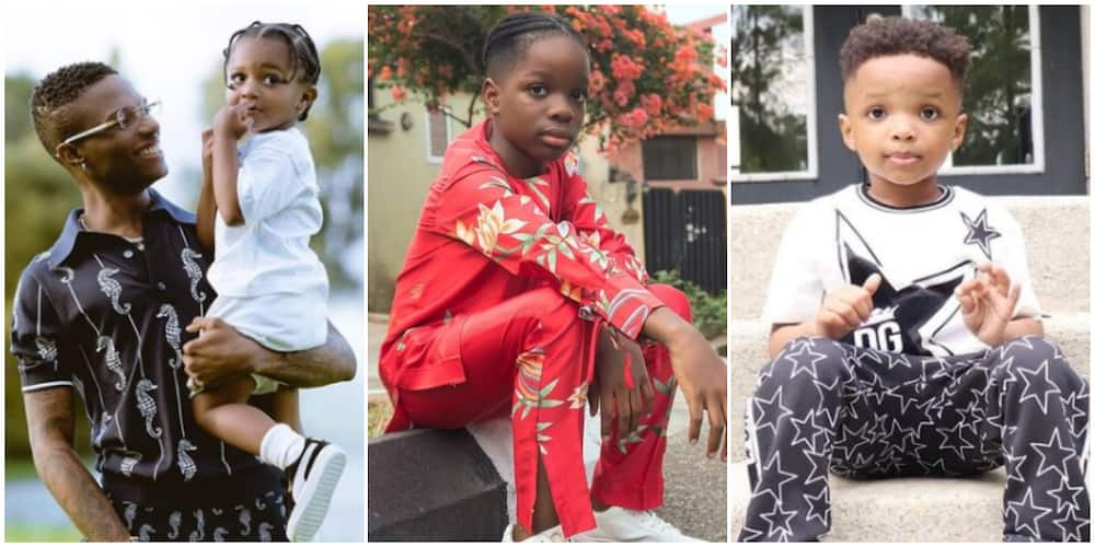 Singer Wizkid talks family, love for his sons in new interview