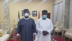 Are you in PDP or APC? Heated reactions trail Fani-Kayode's fresh visit to another southeast governor