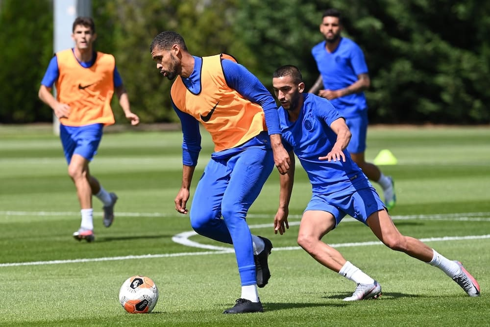 Hakim Ziyech and Chilwell: Chelsea duo to miss start of new season over injuries