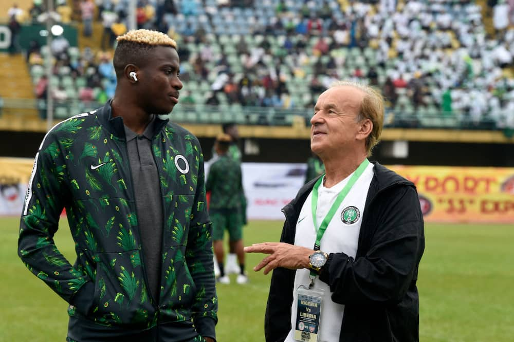 Coach Gernot Rohr finally speaks after guiding Super Eagles to victory over Cape Verde