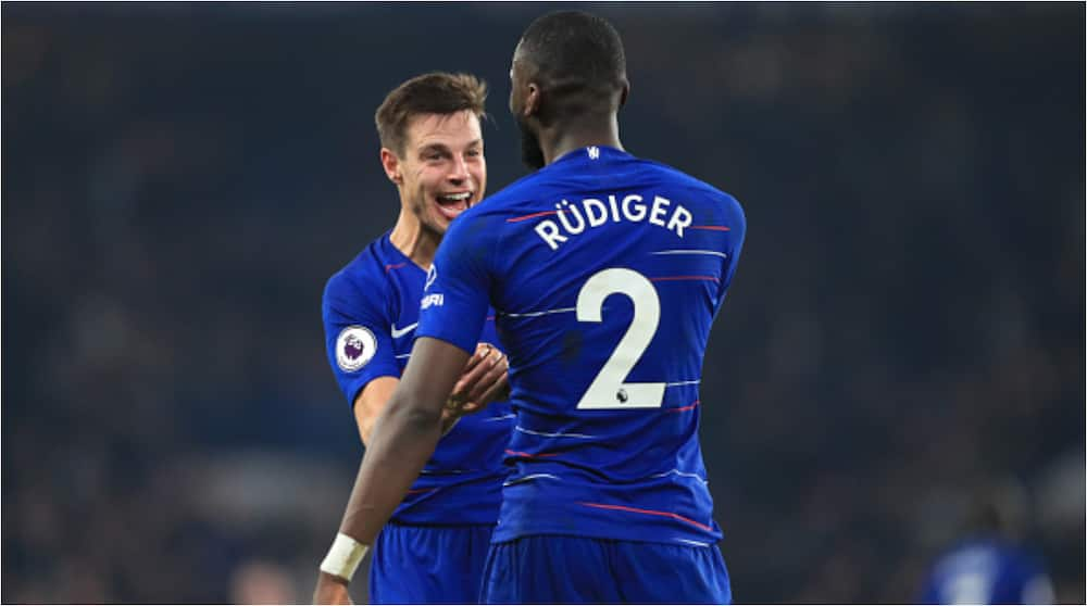 Chelsea star Azpilicueta speaks for the first time after being accused of fighting Antonio Rudiger