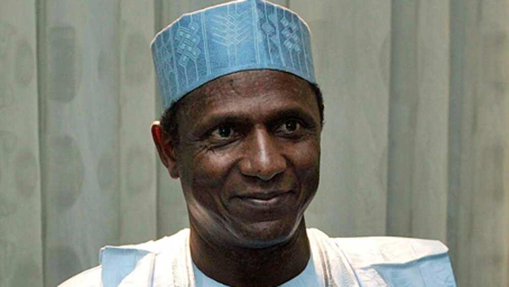 Late Musa Yar'Adua