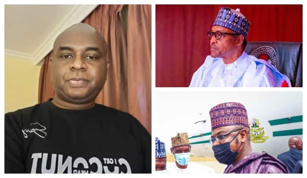 Pantami: Ex-presidential candidate goes fiery, sends strong message to Buhari
