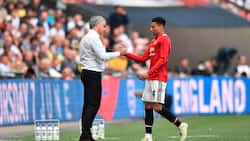Man United star makes stunning statement about Mourinho that could make Solskjaer angry