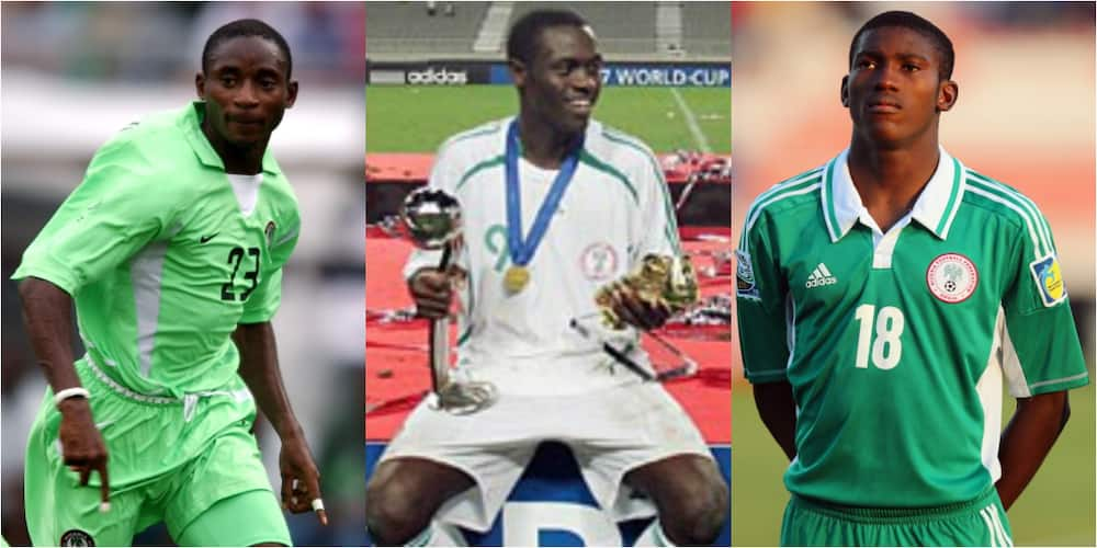 One tournament wonders: 8 Nigerian players who lit up a competition but never reached same level again