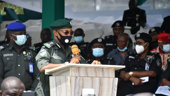 Anambra election: Massive deployment as police set to send 34,587 personnel, 3 helicopters to southeast state