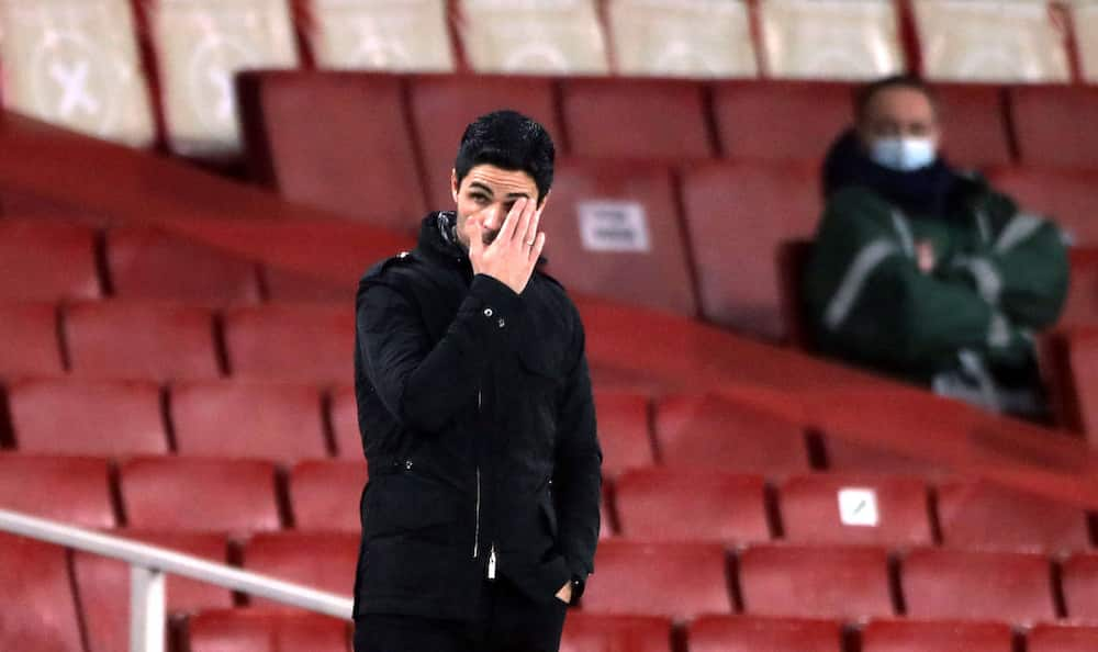 Mikel Arteta: Arsenal legend Groves predicts Spaniard's sack if he loses to Chelsea, Brighton