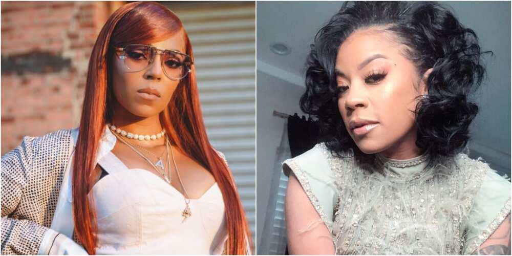 Fans indecisive as Ashanti, Keyshia Cole Verzuz's battle ...