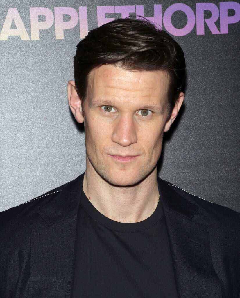 Matt Smith age