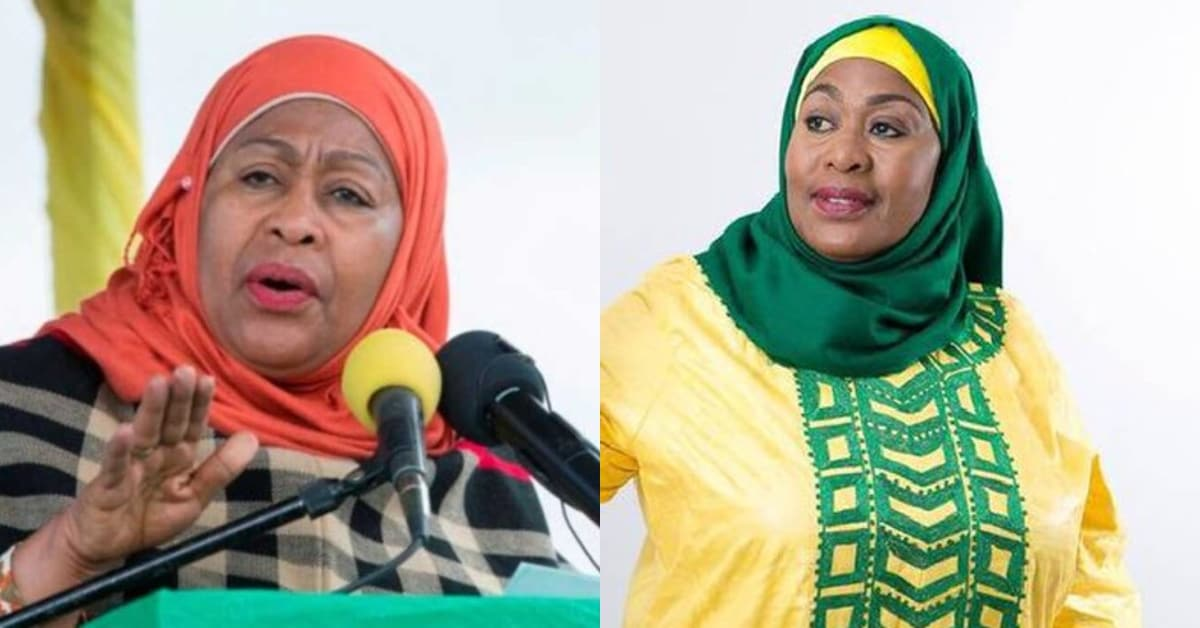I Kneel and Submit to My Husband - Tanzanian President Tells Women; Gives  Reasons in Viral Video ▷ Nigeria news   Legit.ng