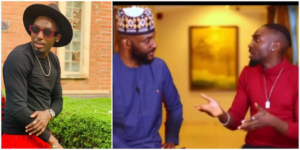 Ebuka's interview with Jaypaul