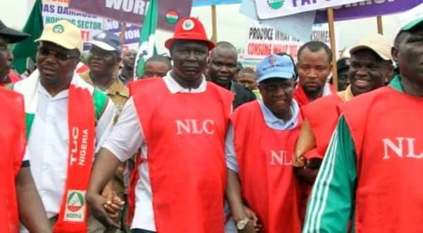 Just in: NLC Declares 5-day Strike Over Mass Sack of Workers in northern state