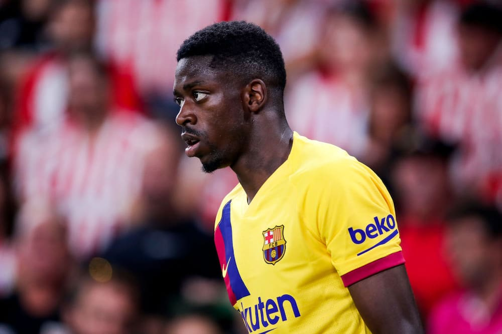 Ousmane Dembele: Liverpool reportedly eye loan move for Barcelona star