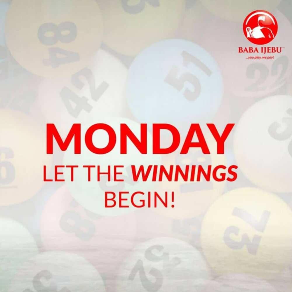 Baba Ijebu lotto results