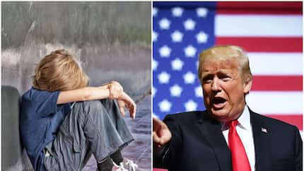 11-year-old boy bullied in school for sharing name with US president Trump, wants a new name