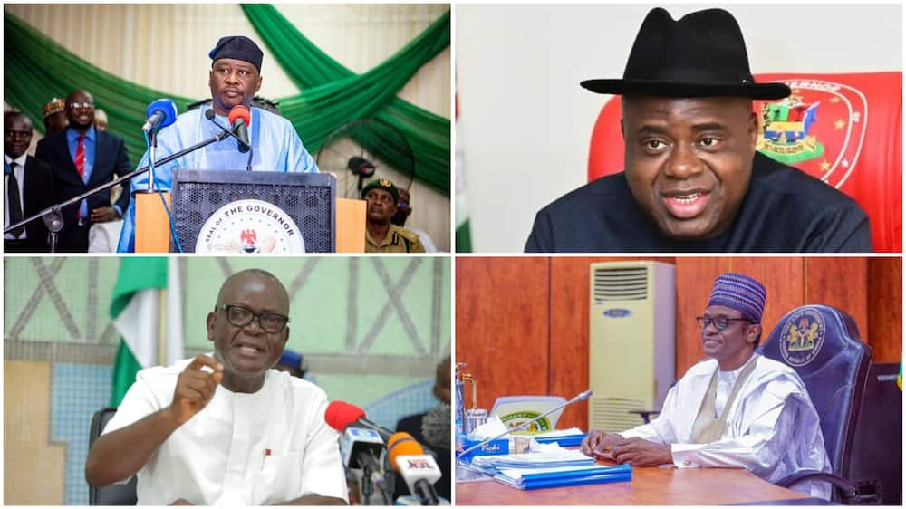 Nigerian Economy: 8 States that Can't Survive without Support from Federal Allocation