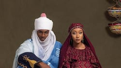 Sarauta ta hadu da mulki, za a daura auren Yusuf Buhari da Gimbiyar Kano a yau