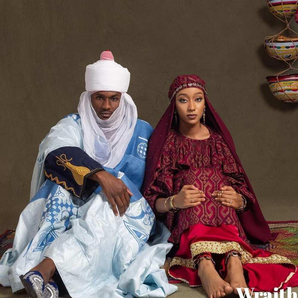 Yusuf Buhari da Zahra Bayero