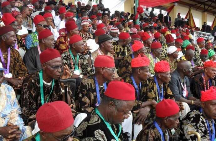 2023: Ku manta da ƙuri'un mu Idan har kuka tsayar da ɗan arewa takarar shugaban ƙasa: Igbo sun gargaɗi PDP