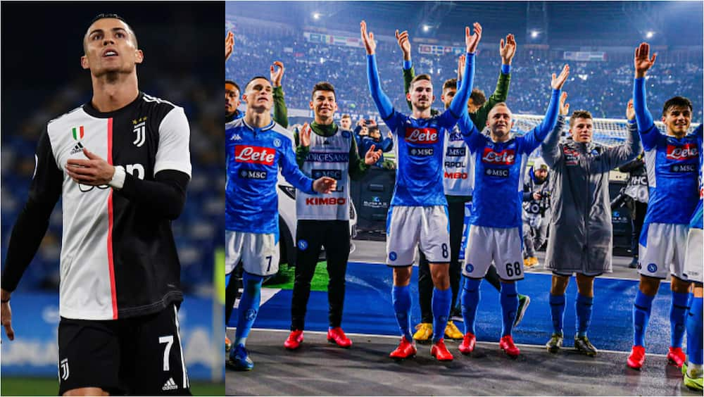Napoli vs Juventus: Gattuso's side emerge champions after win 4-2 on penalties