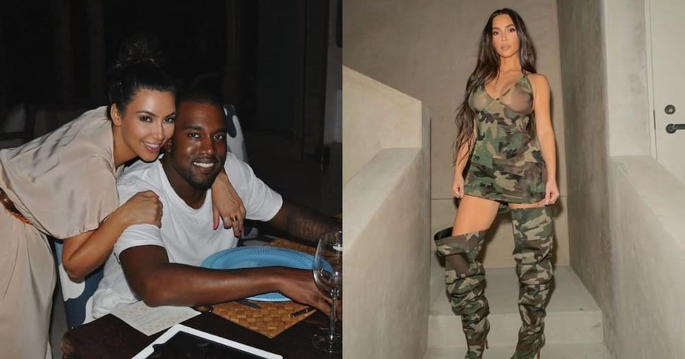 Nothing in Common: Kanye West Reportedly Asked for Divorce From Kim K