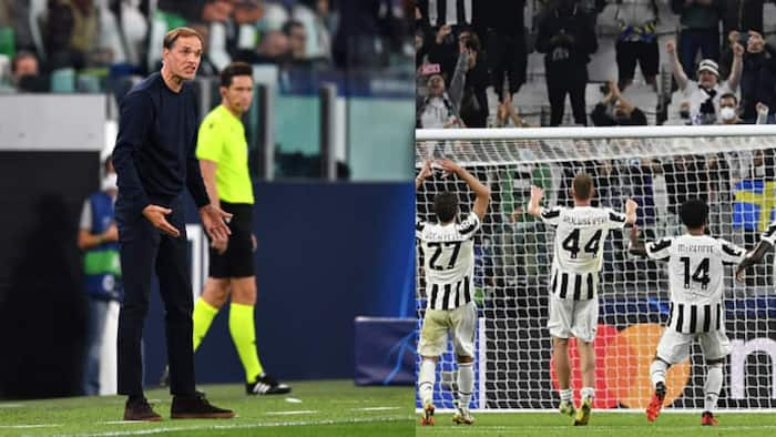 Thomas Tuchel 'attacks' Chelsea stars, reveals why team lost to Juventus in the Champions League