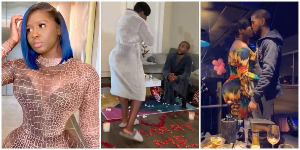 Actress Princess Shyngle announces marriage to her longtime crush (video)