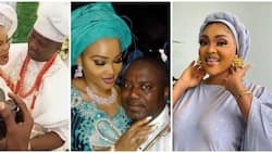 He's so petty: Reactions as Mercy Aigbe's ex-husband says 'marry what you can handle'