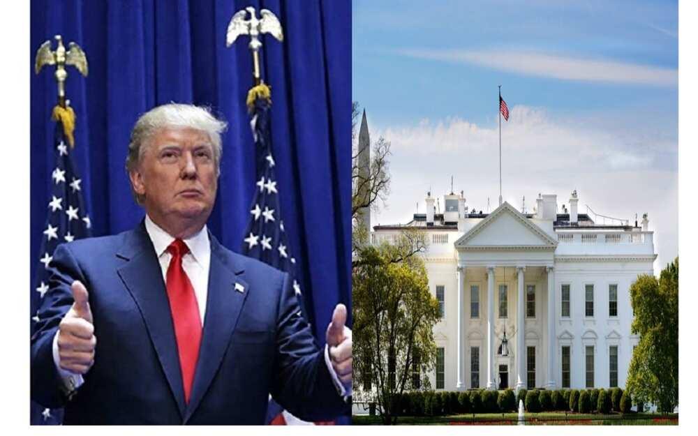 Matar da ta aike wa Trump wasika mai guba ta shiga hannun jami'an tsaro