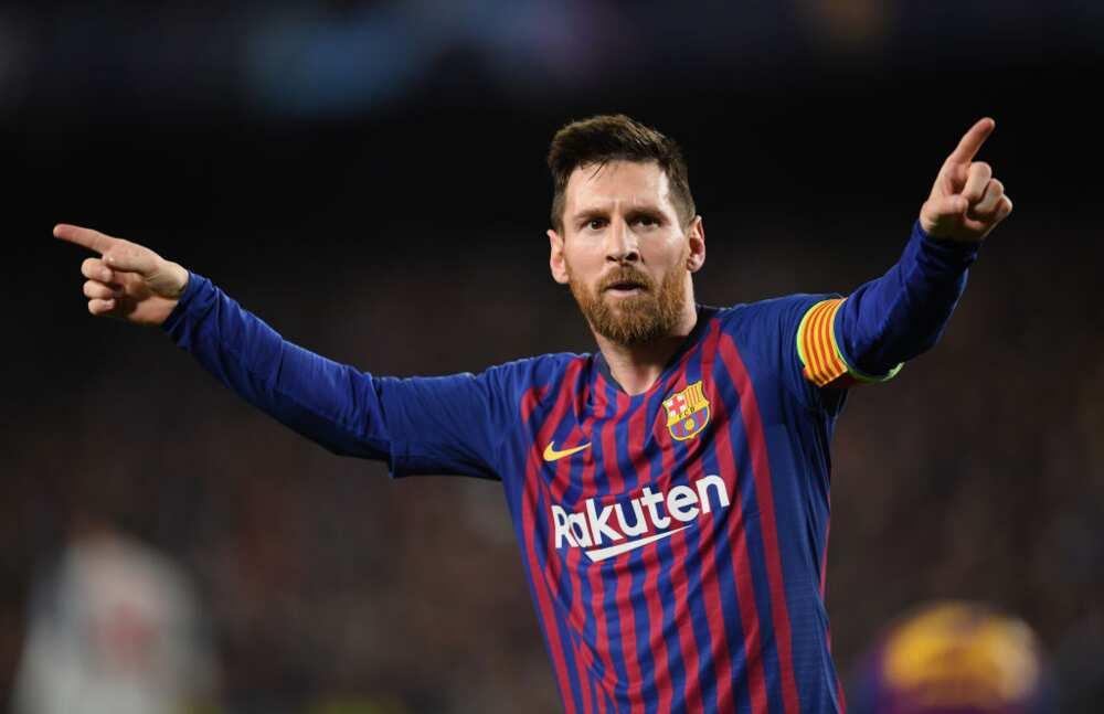 Messi ya doke Ronaldo, ya zama 'Dan wasan kwallon da ya fi kowa arziki