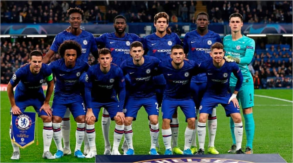 Just In: Tammy Abraham, Kepa Arrizabalaga Named in Chelsea Squad Available for FA Cup Final vs Leicester