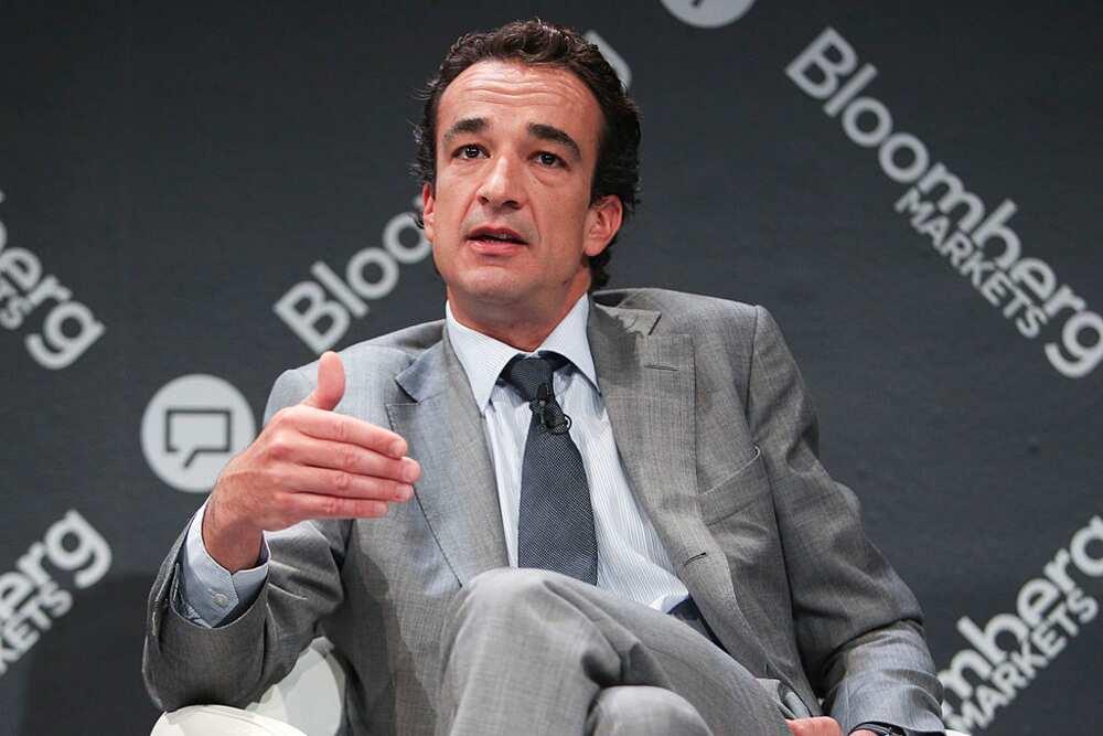 Biographie d'Olivier Sarkozy