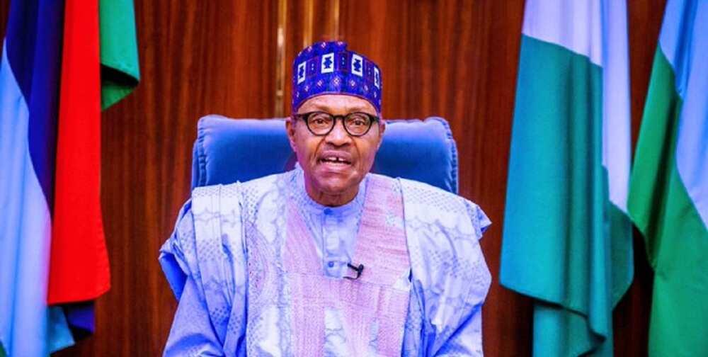 Wasu 'yan Najeriya sunyi zaton rushe SARS da muka yi ragwanci ne - Buhari
