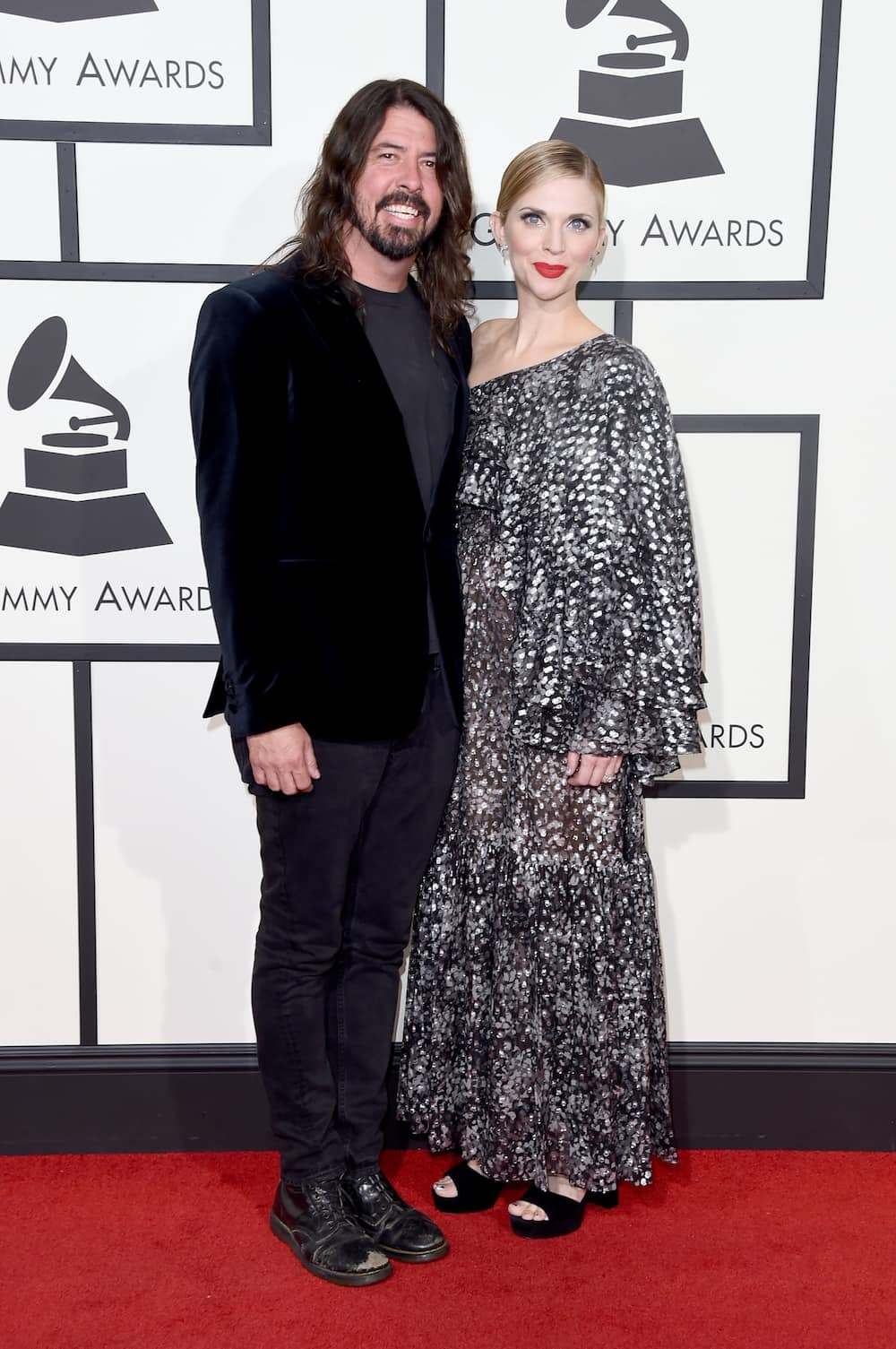 Dave Grohl's wife