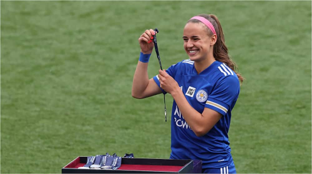 Leicester City Women's Star Who Has Played for England Youth Teams Keen on Playing for Super Falcons
