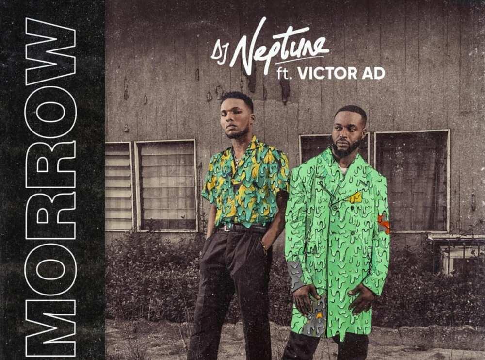 DJ Neptune & Victor AD - Tomorrow lyrics