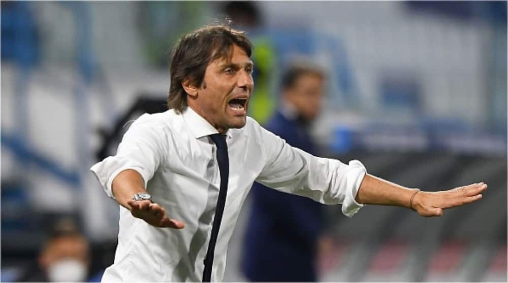 Former Inter Milan boss Conte opens lid on why he dropped Tottenham's job