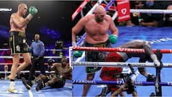 Deontay Wilder banned for months after suffering injuries during his defeat to Tyson Fury in trilogy fight