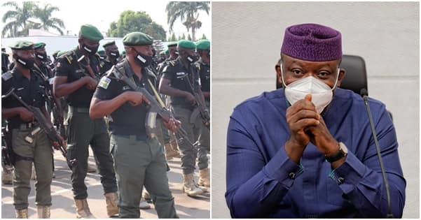 Nigerian governor narrates how he was attacked by police