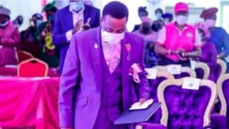 Breaking: RCCG finally reacts to death of Pastor Adeboye's son